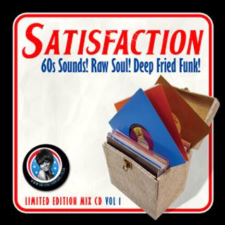 Satisfaction Mix CD - Vol 1