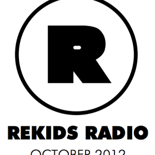 Rekids Radio Show - October 2012 (Adam Port Guest Mix)