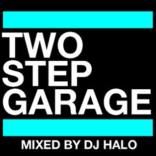 DJ Halo Show 12 - Nasty.fm (02_03_14) New 2 Step Garage