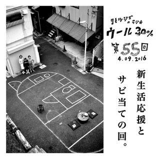 コヒツジズのラジオ 『ウール30%』 第55回 4.09.2016