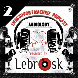 Audiology Podcast #2 (Guestmix By DJ Chamber)