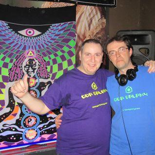 GoaAngel - LIVE DJ Set @ GOAGRAPHIA 2 - 21.02.2015