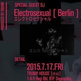 DJset -Tokyo // 東京 Japan