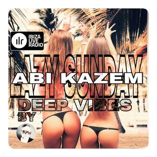 ABI KAZEM LAZY SUNDAY DEEP VIBES ILR 108