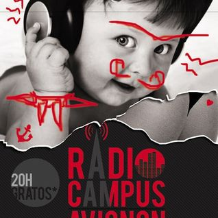 FlashThemUp + Don J aux PDZ - Radio Campus Avignon - 10/02/12