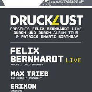 Max Trieb @ Drucklust 15.10.2011