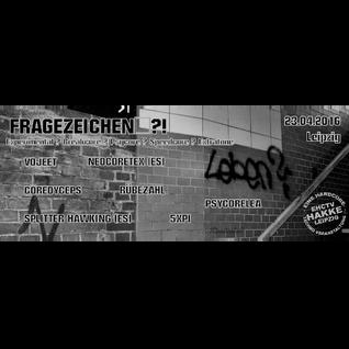 Rübezahl @ EHCTV: FRAGEZEICHEN□?! / 23.04.2016 / Hellraiser Leipzig