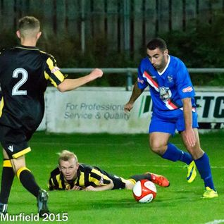 Whitby Town v Hyde- 14/10/15- Full match replay
