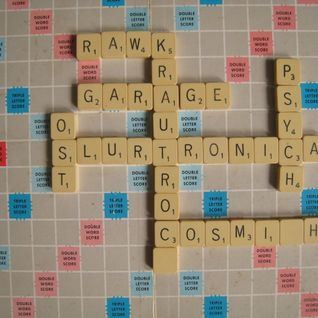 Stuart's Sunday Scrabble 27/3/2016