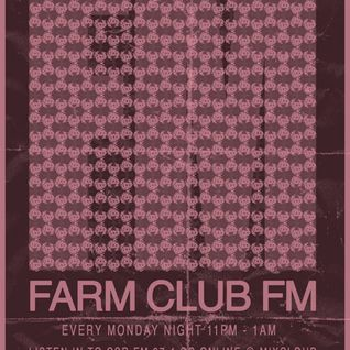 Farm Club Radio on CSR FM - 26 Oct - 1st Hour
