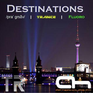Pusher - TR Destinations Radio 022 (Uplifting Trance 2016)
