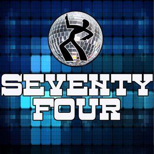 Seventy Four Records Tribute Mix Part 1