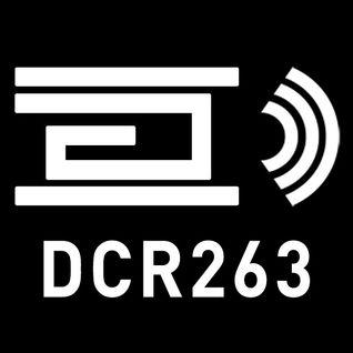 DCR263 - Drumcode Radio Live - Sidney Charles Studio Mix