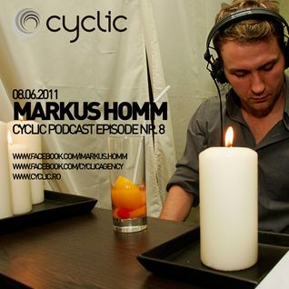 Cyclic Podcast Episode Nr 8 - Markus Homm - 08.06.2011