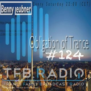 Podcast - Obligation of Trance #124