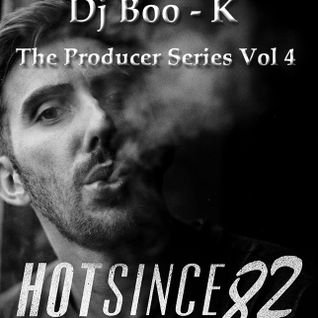 The Producer Series Vol 4 - Hot Since 82