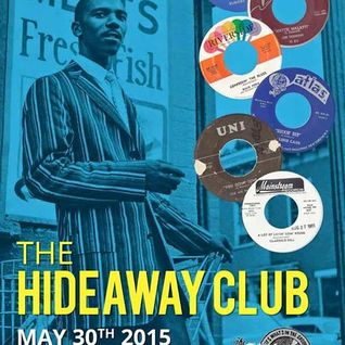 The Hideaway Club - Manchester - 30/05/2015