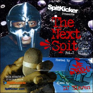 DJ Eleven & MF Doom - Next Spit 3