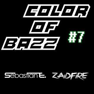 "Sebastian E. - Colour of BaZz #7 ""REVOLUTION OF TOMORROW"" Promomix"