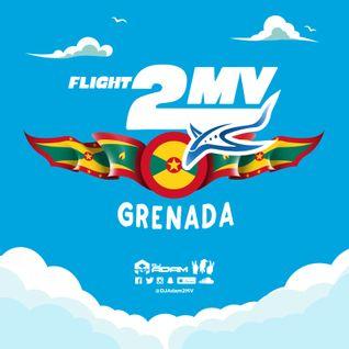FLIGHT 2MV to Grenada 2016