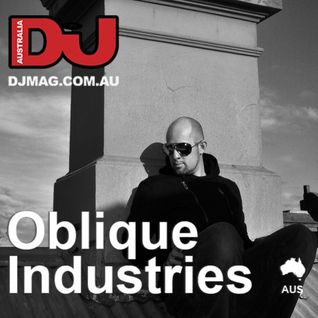 Oblique Industries DJmag Podcast Feb 2014