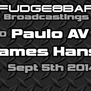 Fudge8Bar Broadcastings - Paulo AV Guest Mix