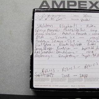 """Relics"" mix by Ben Lamdin"