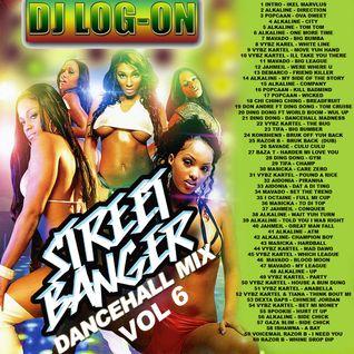 DJ LOGON 2016 SUMMER DANCEHALL MIX (STREET BANGER VOL 6)