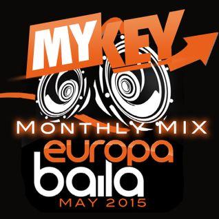 09-05-2015 Europa Baila Monthly Mix