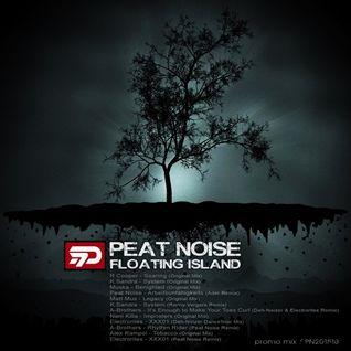 Peat Noise - PN201518 - Floating Island (Promo Mix) (01.OCT.2015)