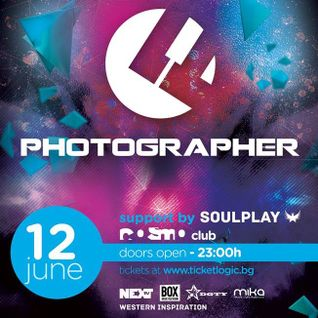 Soulplay - Warm Up @ Photographer at Cosmo (12.06.2015)