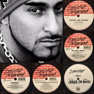 "Armand Van Helden In Da Strictly Rhyhm !!! Deep Tribal ""Doctor"" mix !! '94-'95 B. Tucker Ultra Nate"