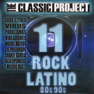 Rock Latino 80´s y 90´s - Nicolás Escobar