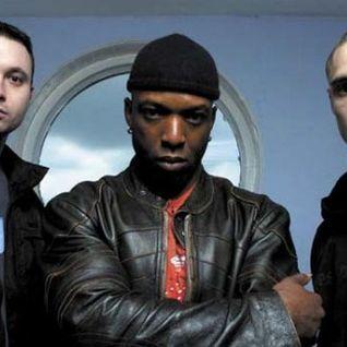 Drumsound & Bassline Smith (Technique Recordings) @ Bass Week Special, Kiss FM 100.0 FM (13.03.2012)