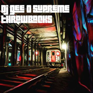 DJ Gee-O Supreme Throwbacks 4