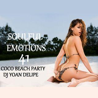 ♪ @YoanDelipe ''Soulful Emotions 41'' (CocoBeach Summer Party 1) @ Estoril Praia Portugal 08/2016