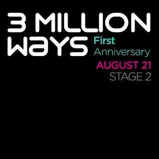 18 - Mavri - 3 Million Ways 1st Anniversary @ TM Radio [ 21-aug-2011 ]