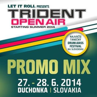 M-Cee - Minimix for LIR Presents Trident Open Air Duchonka