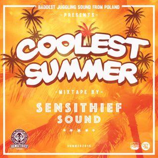 Sensithief Sound - Coolest Summer Mixtape
