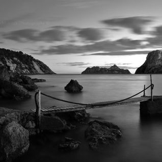 Cala d´Hort Early Morning