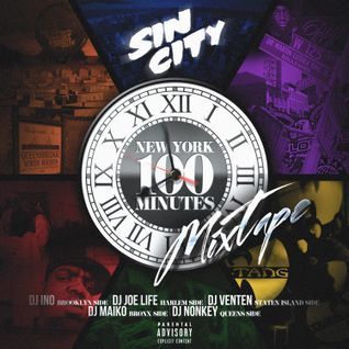 SIN CITY -NEW YORK 100 MINUTES- MIX TAPE