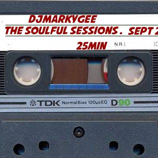 DJMarkyGee  25min Soulful House mix