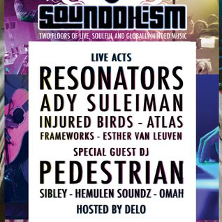 Sounddhism podcast #11 - Pedestrian