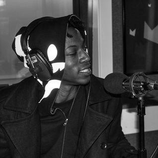 DJ MK - KISS FM NOV 2014 - JOEY BADA$$ SPECIAL GUEST