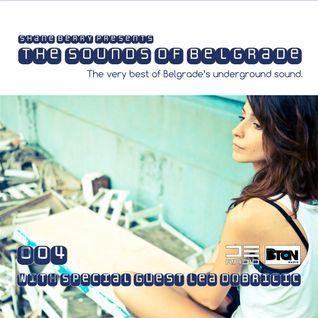 Sounds of Belgrade - 004- Lea Dobricic