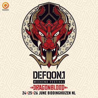 Rebourne   UV   Saturday   Defqon.1 Weekend Festival