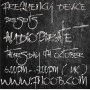 Frequency Device presents ... audiopirate sessions