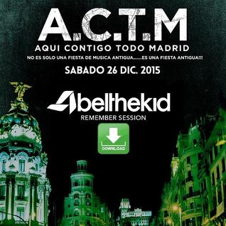 Abel The Kid @ ACTM (Fabrik, Madrid) [26-12-2015]