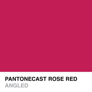 PANTONECAST ROSE RED