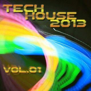 DJ ZORAK - TECH HOUSE 2013 VOL 1